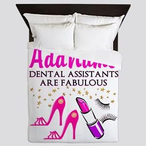 SUPER DENTAL ASST Queen Duvet